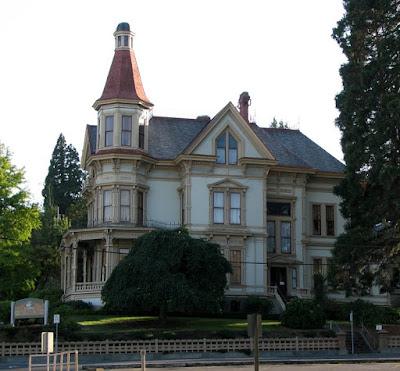The Flavel House, Astoria, Oregon