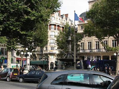 Rue de l'Opera, Paris