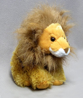Stuffed Toy Lion