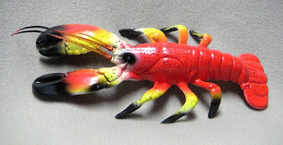 Plastic Lobster