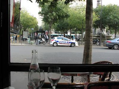 Place du Chatelet, Paris