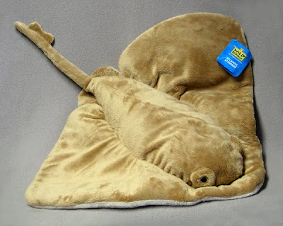 Stuffed Stingray