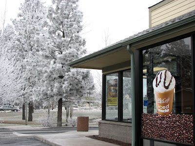 Winter in Bend, Oregon
