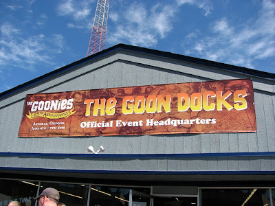 Goonies Weekend, Astoria, Oregon