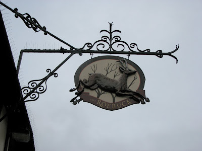 The Roebuck Inn, Warwick, UK