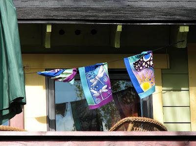 Dragonfly Banner, Bend, Oregon