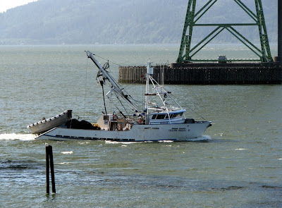 Ocean Angel II - Fishing Boat, Astoria, Oregon