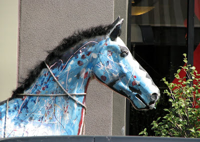 Painted Horse in Portland
