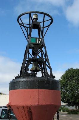 Buoy 17 at the Maritime Museum