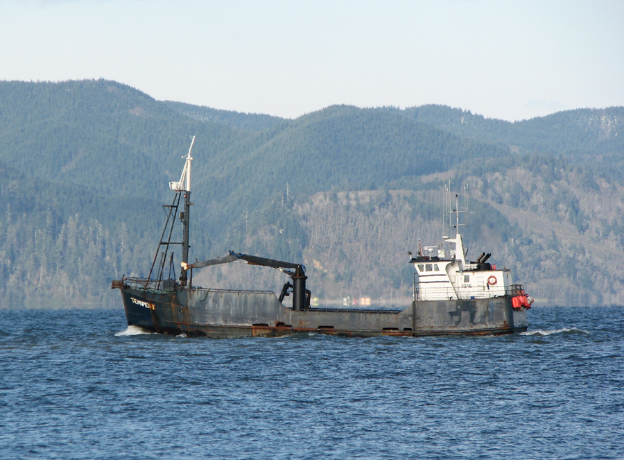 F/V Tempest on the Columbia River