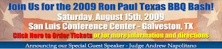 Ron Paul BBQ Bash