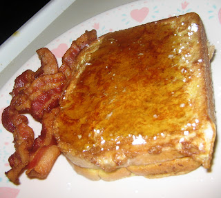 Better Picture of French Toast