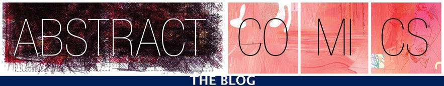 Abstract Comics:  The Blog