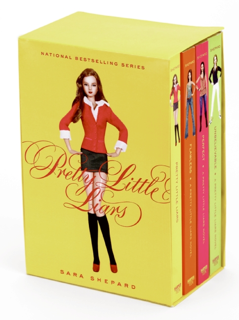 Perfect (Pretty Little Liars, Book 3) by Sara Shepard