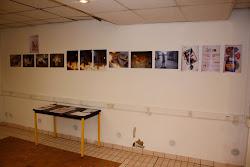 Exposition photo et dessin trace des performances, nouveau moteur de recherche...