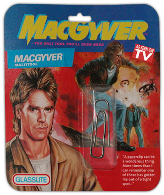 McGyver paperclip