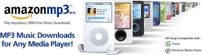 Amazon.com MP3 download