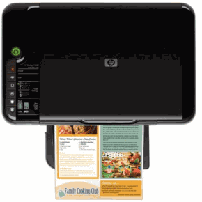 HP Deskjet F4580 All-in-One Printer Drivers Download Free