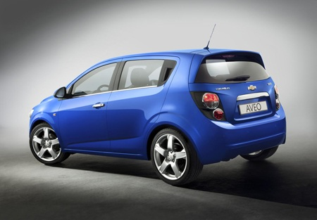 Chevrolet Aveo  Nuova-chevrolet-aveo-2011-2