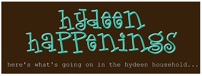Hydeen Happenings