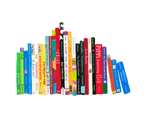 clip art bookshelf. tickled with ookshelf art