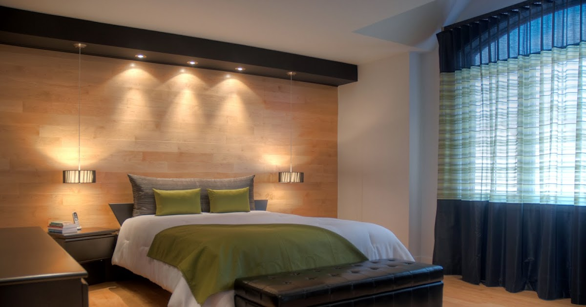 L 39 espace d co habiller murs fen tre et lit dans la for Chambre a coucher sans fenetre