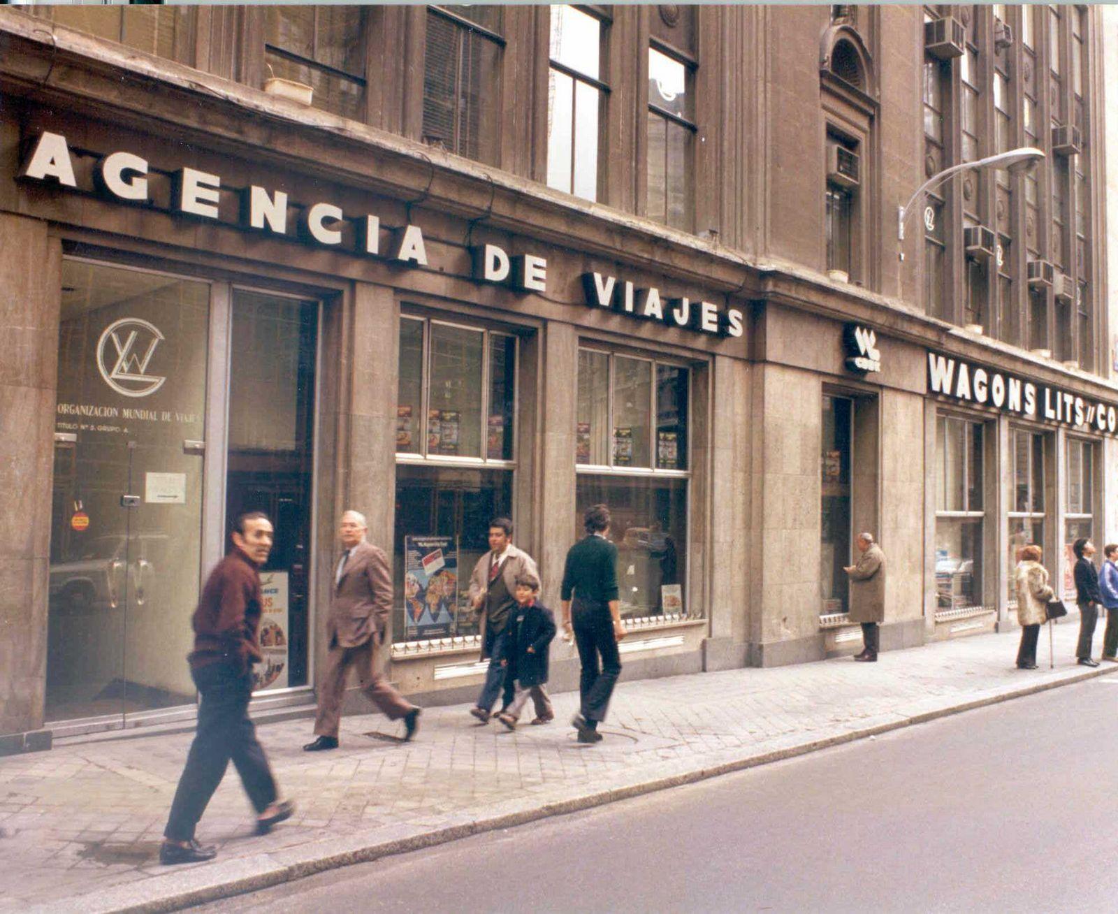Fotos y recuerdos de wagons lits photos and memories of for Oficinas de agencia tributaria madrid