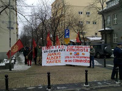 Eventos en todo el Estado contra la persecución de los comunistas. 181705_1846075192702_1265313164_2178504_4152317_n
