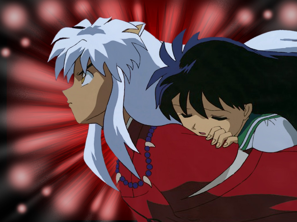 Inuyasha and Kagome Doing It http://animewishes.blogspot.com/2010/06/inuyasha-kagome.html
