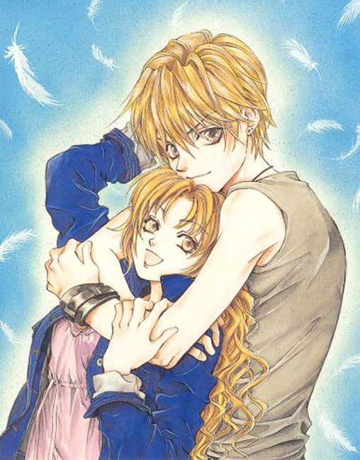 Anime Couple - Hug: animewishes.blogspot.com/2010/05/anime-couple-hug.html