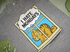 vintage Garfield 1978 - 3 blend