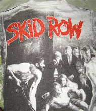 Skid row-full print