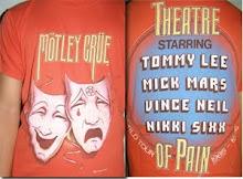 Motley Crue - Theatre of Pain 1985