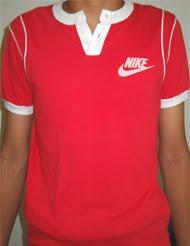 vintage ringer Nike blue tag