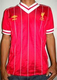 Vintage Liverpool FC - 1982