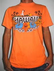 VINTAGE 70'S HAWAII STONEMAN