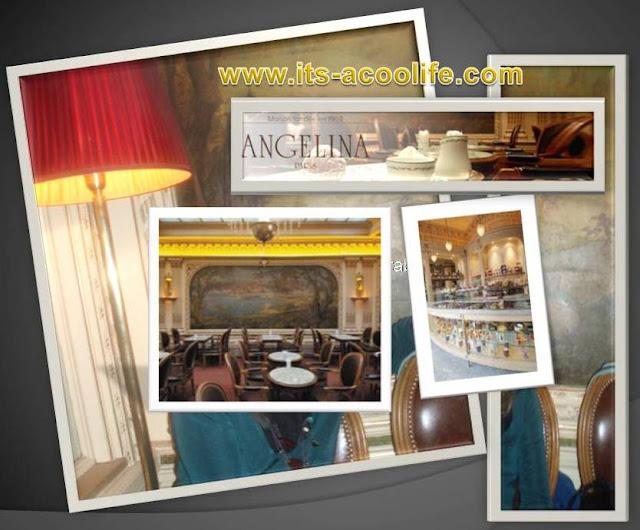 Cuaderno de viaje paris it s a cool life - Salon de the rue de rivoli ...