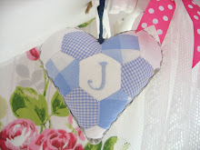 Beautiful Heart Handmade By Clare....