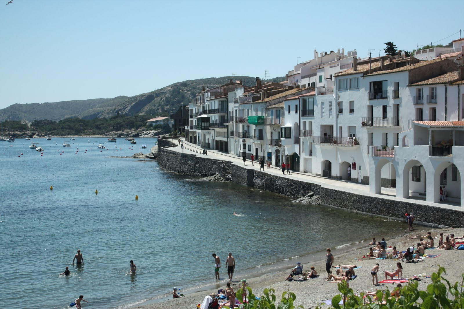 Travels around spain cadaques