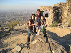 My Family on Superstition Mountain