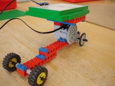 Lego Solar Car