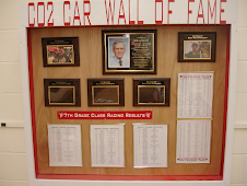 CO2 Car Wall of Fame
