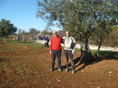 5g - Grande traversata dell'Istria centrale: da Valle a Dignano