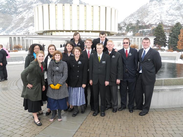 """All """"Brazil"""" Missionaries"""
