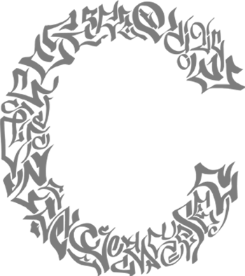 s alphabet in different styles  Graffiti Art Designs Gallery