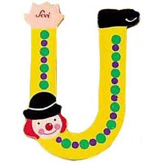 u alphabet design -#main