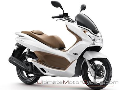 Motorcycle Honda Scooter