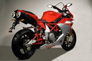 Motorcycle Bimota