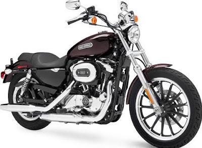 MOTORCYCLE HARLEY DAVIDSON XL 1200L SPORTSTER 1200 LOW 2011