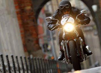 MOTORCYCLE MOTO GUZZI V7